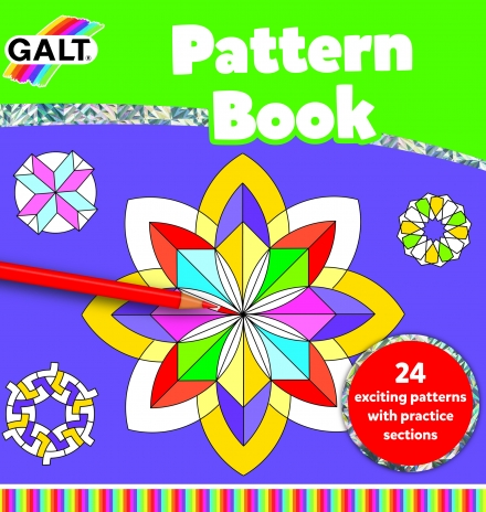 galt pattern book 6 yaş