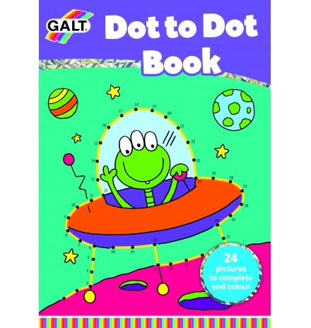 galt dot to dot book 5 yaş