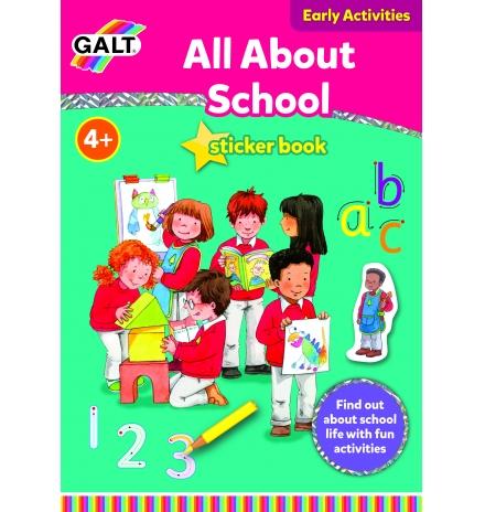 galt all about school 4 yaş