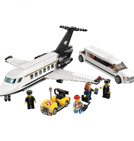 lego city havaalanı vip servisi 60102