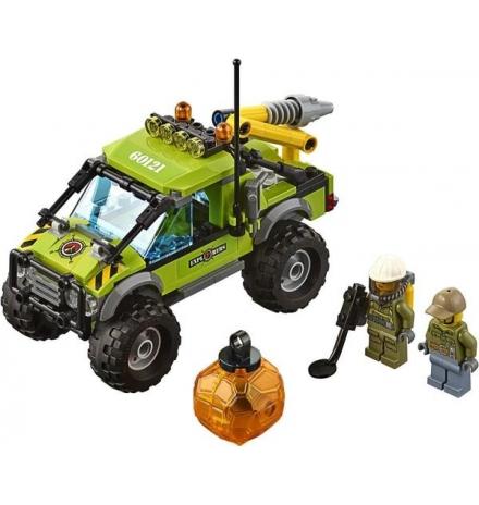 lego city volkan keşif kamyonu 60121