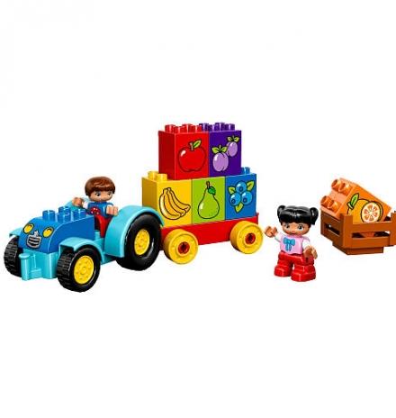 lego duplo ilk traktörüm 10615