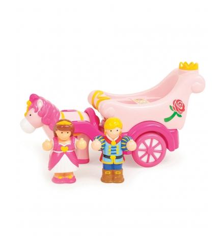 wow rosie nin kraliyet arabası