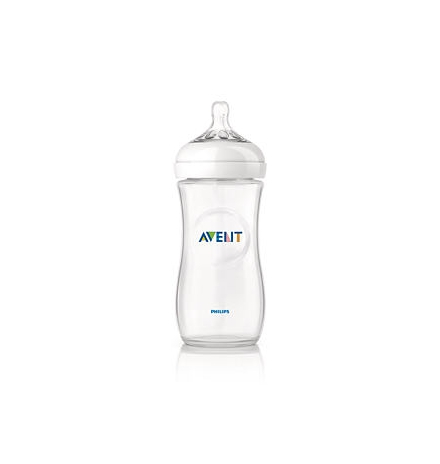 Philips Avent SCF696/17 Natural PP Biberon 330ml tekli