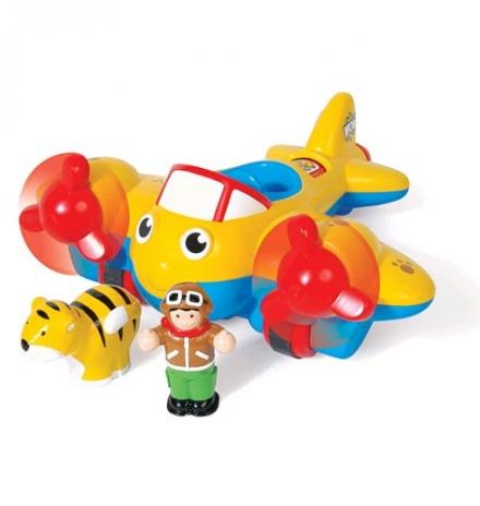 wow johnny nin uçağı