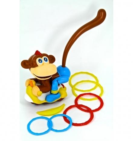 kutulu fonksıyonlu maymun isıklı ve seslı