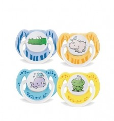 Avent BPA Free Desenli 2 li Yalancı Emzik 6-18 Ay