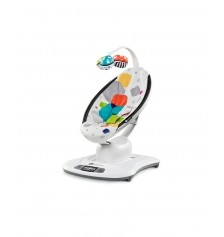 4 Moms Mamaroo 3.0 App Ana Kucağı/Multi Color Plush