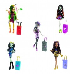Monster High Paris Seyehati