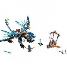 LEGO® 70602 Ninjago Jay'in Element Ejderhası