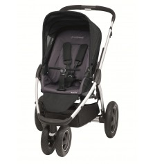 Maxi Cosi Mura 3 Plus Total Black Puset