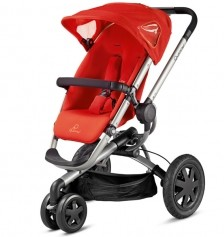 Quinny Buzz 3 Tekerlekli Puset Red Revolution