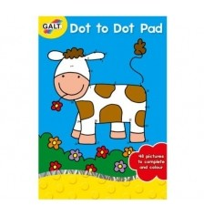 Dot To Dot Pad 5 Yaş+