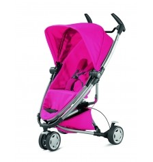 Quinny Zapp Xtra 2 Puset / Pink Passion