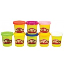 Play doh Rainbow of Doh