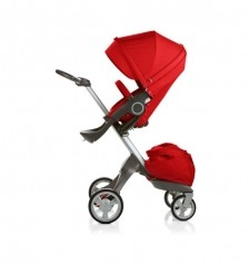 Stokke Xplory Puset Red