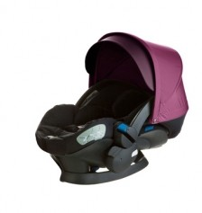 Stokke Izı Sleep By Be Safe 0-13 kg Oto Koltuğu / Purple