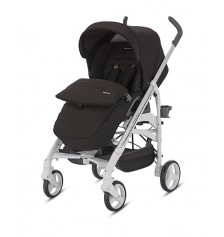 Inglesina Trilogy Puset / Total Black 16