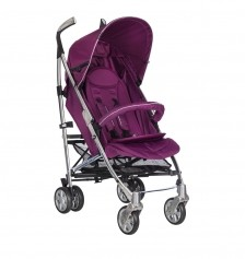 Soo Baby Chrome Baston Lüx  Puset / Vino