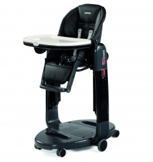Peg Perego Tatamia Mama Sandalyesi /  Black Licorice