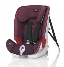 Britax Römer Advansafix Gr123 Oto Koltuğu / Dark Grape