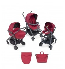 Chicco Trio Love Travel Puset / Red