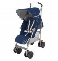 Maclaren Techno XT Puset / Medieval Blue - Silver 16