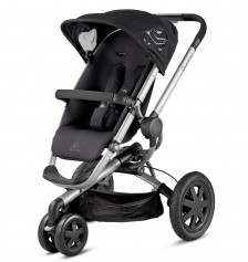 Quinny Buzz 3 Tekerlekli Puset Rocking Black