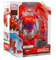 Big Hero Armor up Baymax