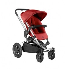 Quinny Buzz Xtra 4 Puset / Red Rumour