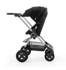 Stokke Scoot Puset V2 Black