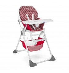 Chicco Pocket Lunch Mama Sandalyesi / Red Wave
