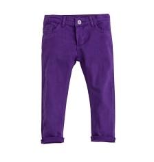 Joker Soobe Kız Çocuk Pantolon Mor