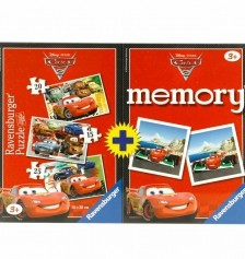 Ravensburger My Disney Favourites-Cars2