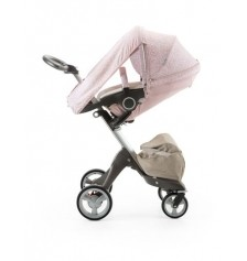 Stokke Puset Summer Kit / Faded Pink