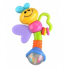B Kid'S  Love Bug Rattle
