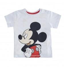 Soo be Erkek Çocuk T-Shirt Beyaz 74 Soobe